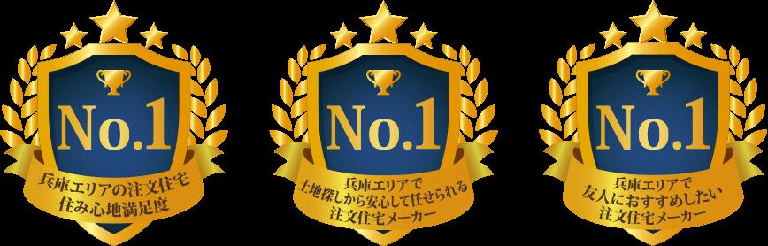 兵庫エリアナンバー1