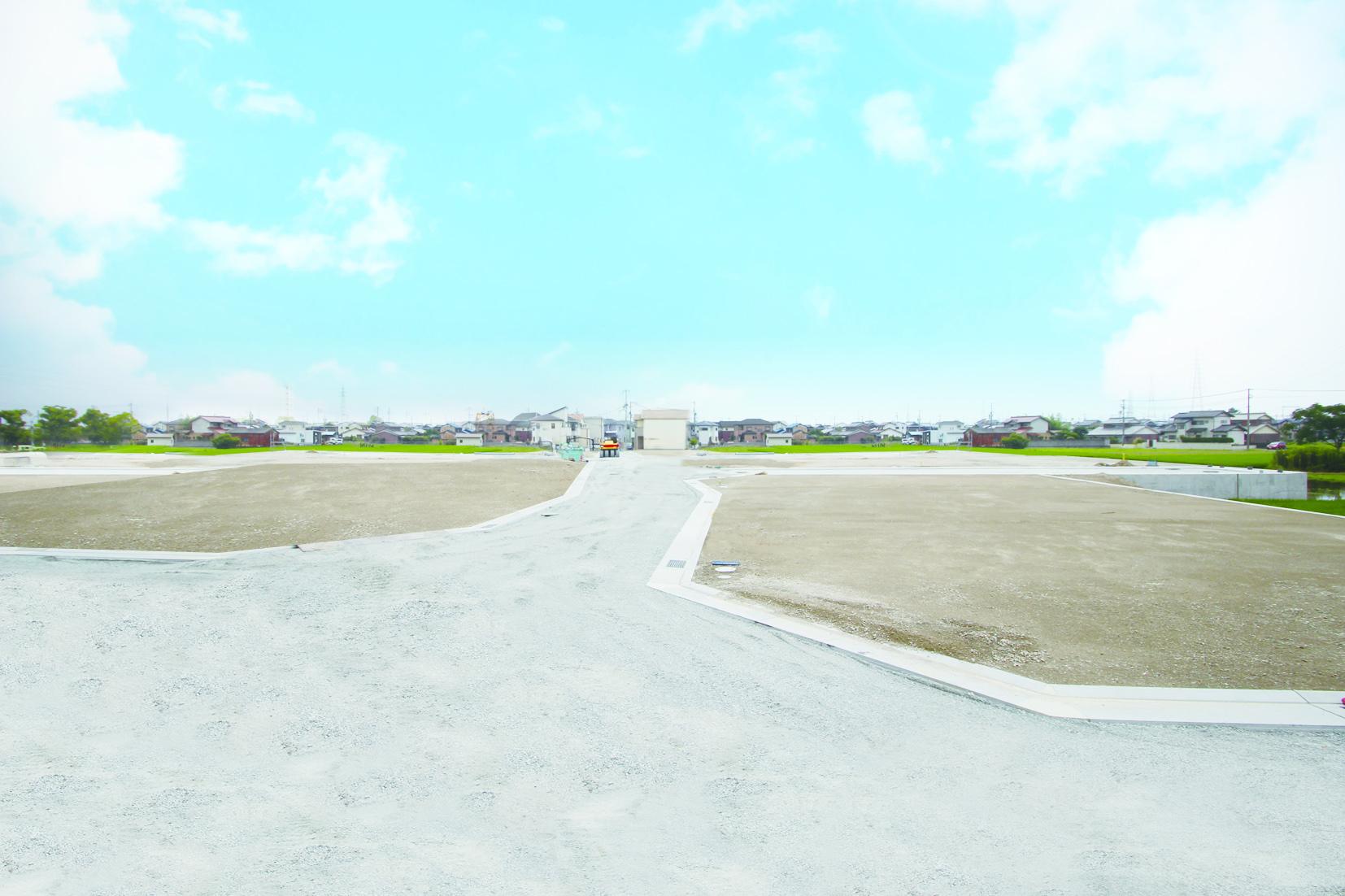 稲屋4期 分譲地写真
