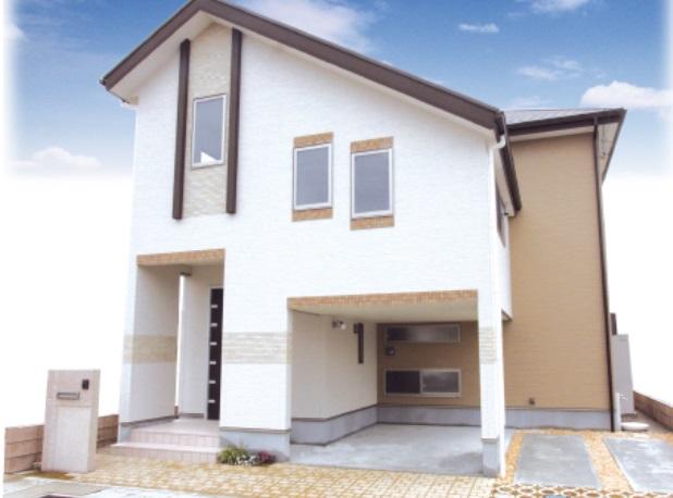 矢田部の家