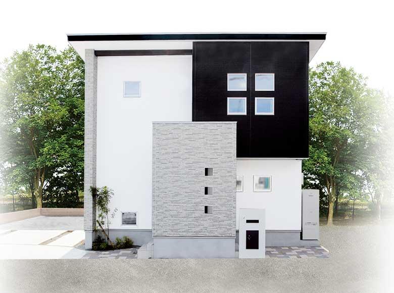 上大野の家