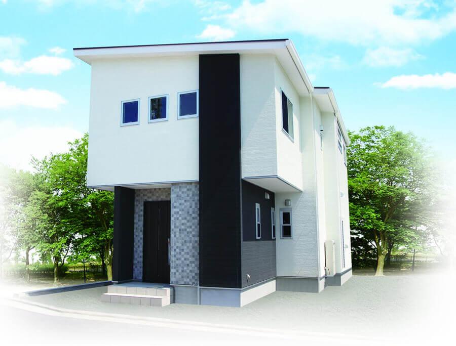 西井ノ口の家