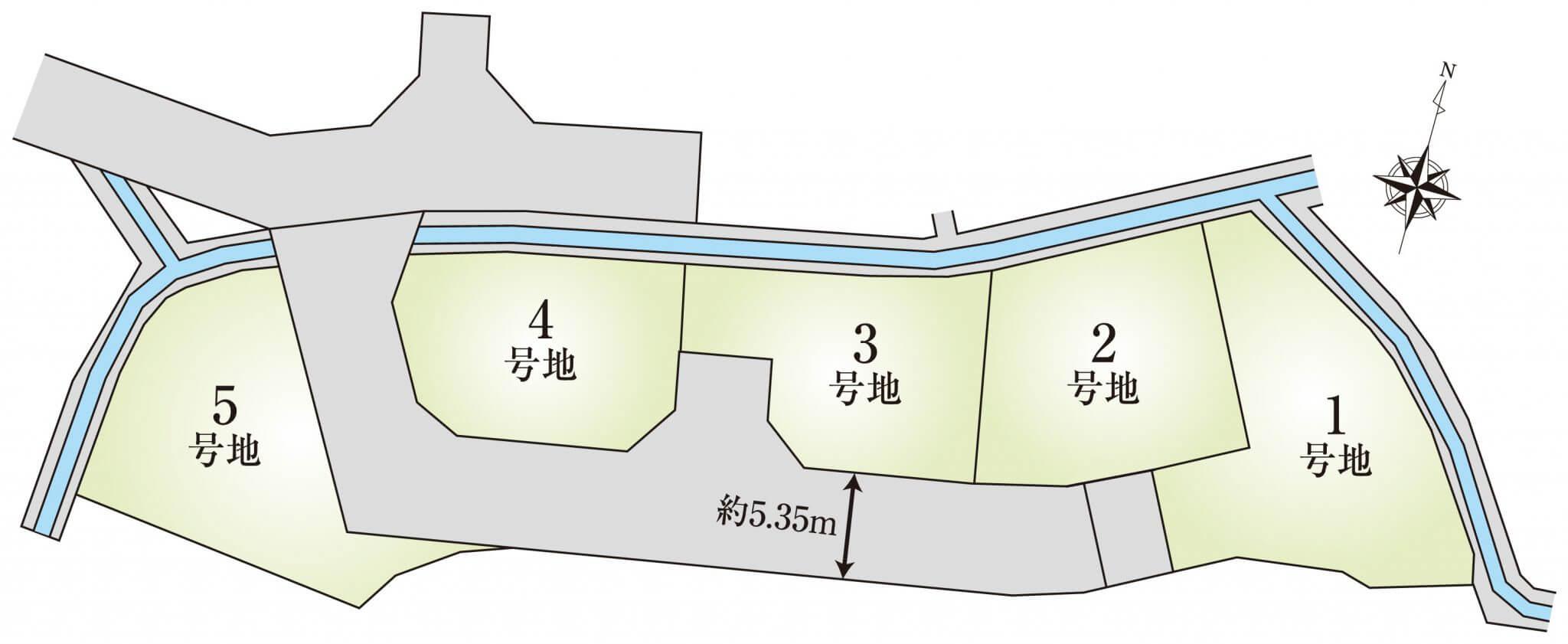 高畑4期_区画図(HP用)