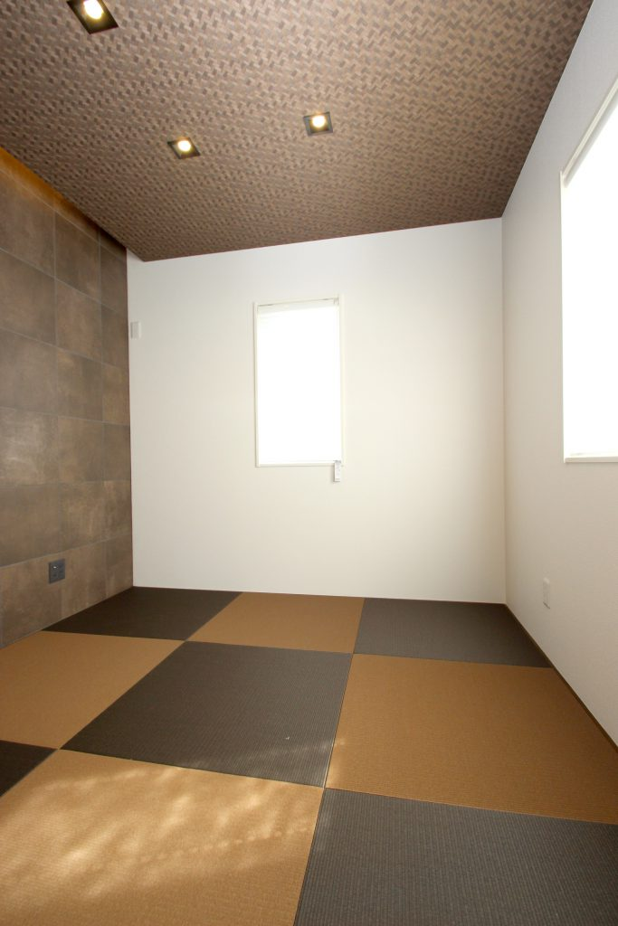 田寺2期4号地和室