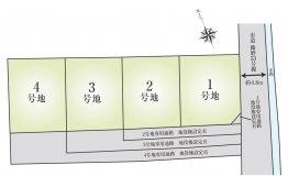 細江2期 HP用区画図