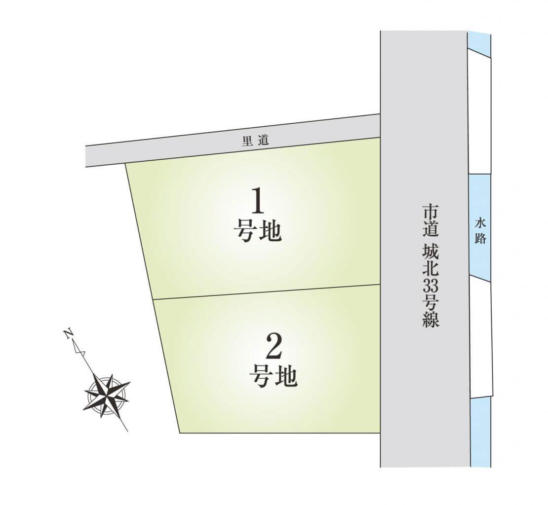 伊伝居6期_区画図