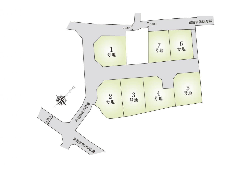 今市 区画図(HP用)