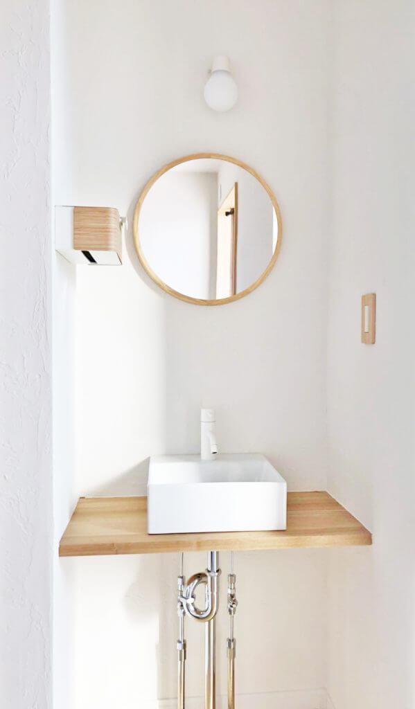 玄関手洗い器