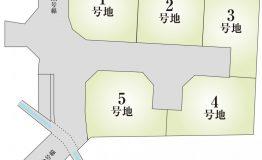 青山北4期_区画図 HP用