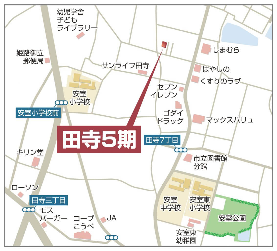 田寺5期_map