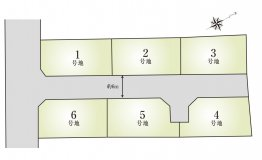 田寺5期 区画図HP用